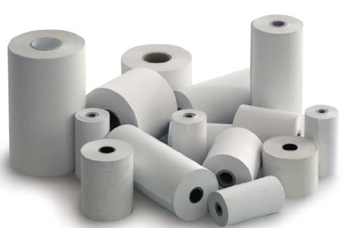 2 1/4'' x 50' Thermal Paper (350 Rolls) - Ingenico Terminals by PosPaperRoll