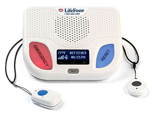LIfeFone - At Home Cellular Wristband with Fall Detection with 1 Year Plan by LifeFone (Image #2)
