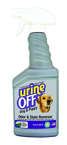 (Urine Off Sprayer for Dogs, 16.9-Ounce)