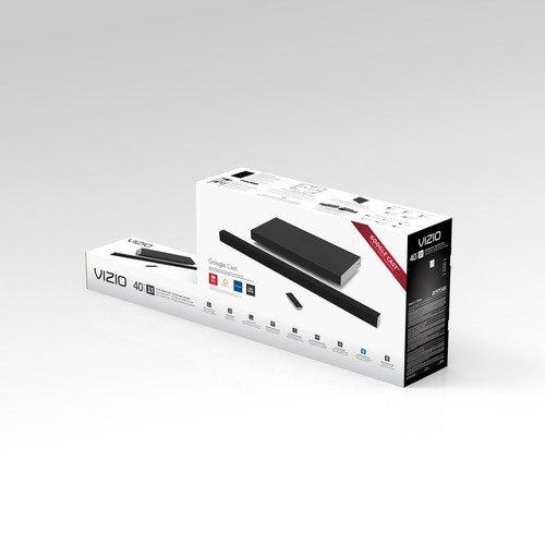 "VIZIO SB4031-D5 40/"" Smartcast 40/"" 3.1 Slim Sound Bar System"