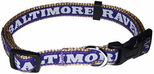 Pets First NFL Baltimore Ravens Pet Collar, Medium (Party City Baltimore)