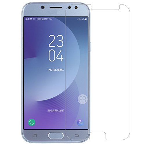 wholesale dealer 49202 8935f good GerTong Clear Explosion-Proof Tempered Glass For Samsung Galaxy J3  J320F 2016 5.0 inch