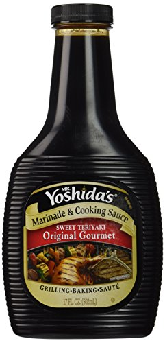 (Mr. Yoshida's, Original Gourmet Sauce, 17oz Bottle (Pack of 2) )
