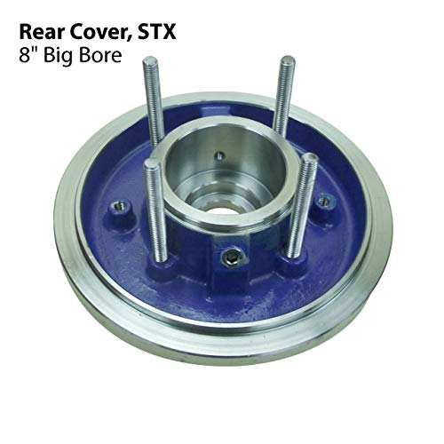 Pump Packing Die-Molded Ring Sets 3.38''ID x 3.88''OD x .250''CS Graphite, (8 Ring Set) by Assigned by Sterling Seal & Supply (Image #4)