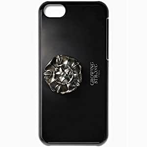 diy phone casePersonalized ipod touch 4 Cell phone Case/Cover Skin Game Of Thrones Blackdiy phone case