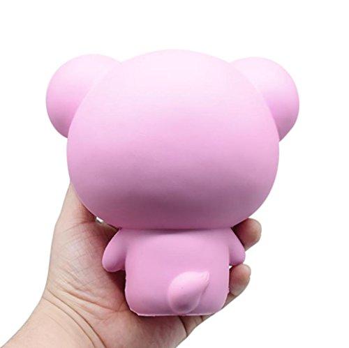 Logobeing Juguetes Gato Baratos Juguetes Grandes Slow Rising Squeeze Toy Regalo Juguetes Antiestres para Niños Adultos: Amazon.es: Ropa y accesorios