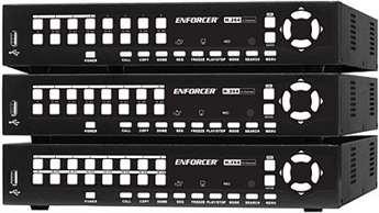 Seco-Larm Enforcer DR-1 Series H.264 Network DVR, 16 Channel, No Hard Drive (DR-116Q)