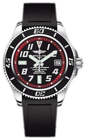 Nueva Breitling aeromarine Superocean New Wave Reloj para hombre a1736402/BA31