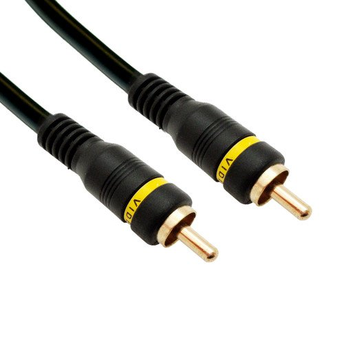 25' Composite Video Cable - 5