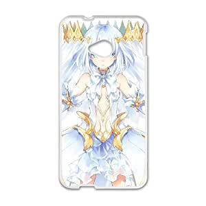 Date A Live HTC One M7 Cell Phone Case White S4756250
