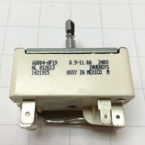- 3149399 Range Stove Large Surface Burner Infinte Switch for Whirlpool 66004-AF19