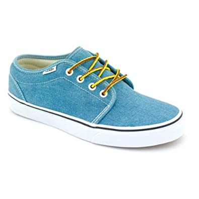 Tile Shoes Homme Taille38 106 Vans Vulcanized Skate Blue sQthrxCd
