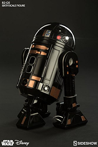 (Sideshow Star Wars R2-Q5 Imperial Astromech Droid 1/6 Scale Figure)