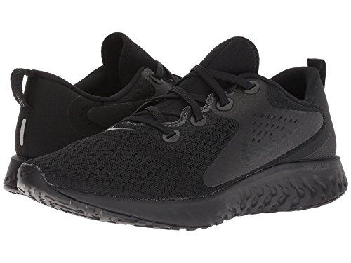 [NIKE(ナイキ)] メンズランニングシューズ?スニーカー?靴 Legend React Black/Black 12.5 (30.5cm) D - Medium