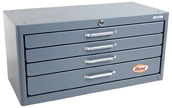 Amazon.com: Huot Four-Drawer Master Dispenser Cabinet for Metric ...