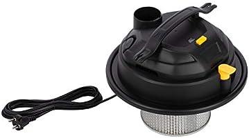 Powerplus 10204 Aspirador de Cenizas, 1500 W, 230 V, Negro: Amazon ...