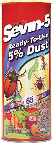 Sevin Gulfstream Home & Garden 100531073 5 Percent Dust Bug Killer, 1-Lb. - Quantity ()