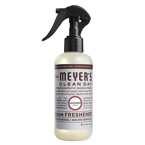 Mrs. Meyer's Clean Day Room Freshener Spray, Lavender 8 oz- 2 Pack
