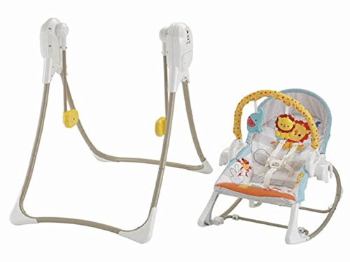 Fisher Price Columpio hamaca 3 en 1