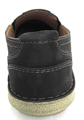 Zerimar Zapato estilo casual con elástico fabricado en piel de alta calidad PRECIOS DE REBAJAS - AHORA 0 NUNCA Color marron Marron
