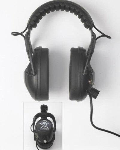 Detector de metales DetectorPro Jolly Rogers auriculares