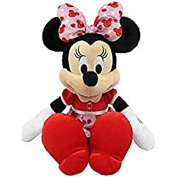 Minnie Mouse Valentine Plush Doll