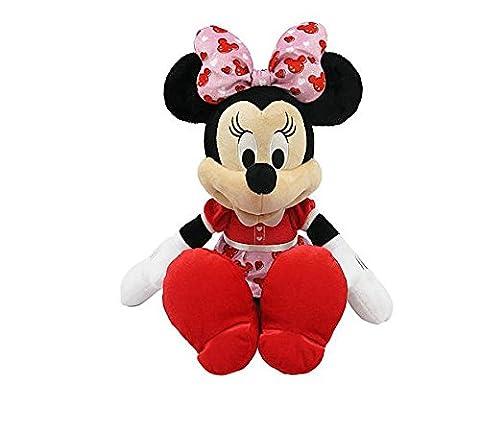 Minnie Mouse Valentine Plush Doll (Plush Porch Greeter)