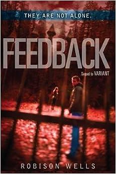 Book [(Feedback )] [Author: Robinson Wells] [Sep-2013]