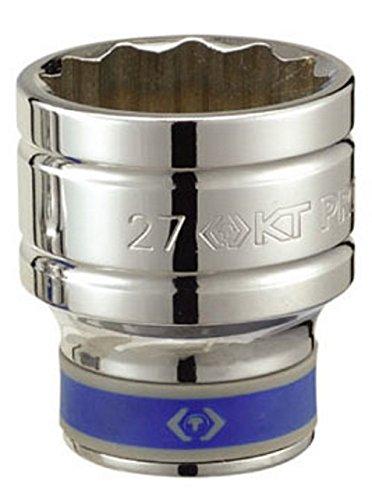 KT Pro Tools C1620M22 3//4 Drive 12-Point Socket King Tony