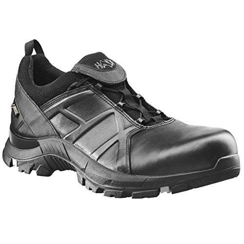 Haix Sicherheitsschuhe Black Eagle Safety 50 low, Schuhgröße:42 (UK 8)