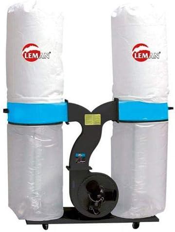Leman – Aspirador trifásico 300L 2200 W – ASP300 (T): Amazon.es: Bricolaje y herramientas
