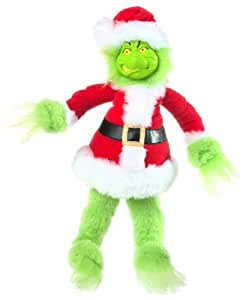 Dr. Suess How the Grinch Stole Christmas -- Santa Grinch
