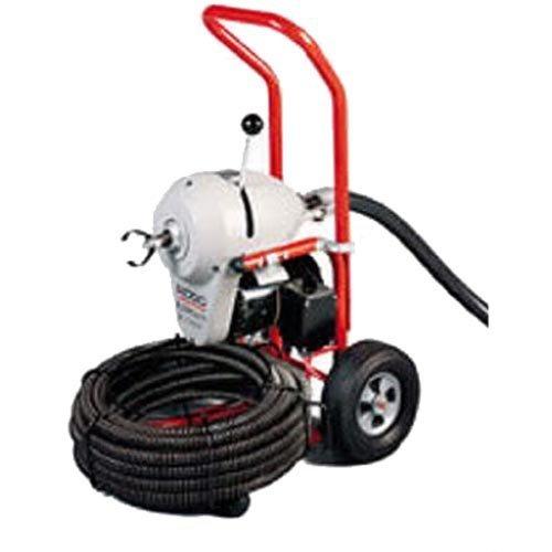 Ridgid 23702 K1500A SE W/C14 Drain Cleaning Machine by Ridgid