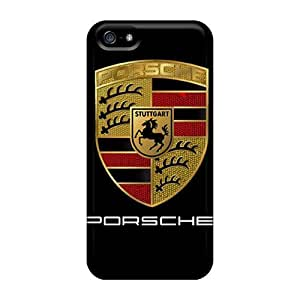 Awesome Design Porsche Hard Case Cover For Iphone 5/5s