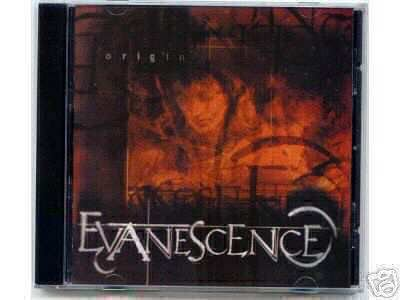 cd evanescence origin