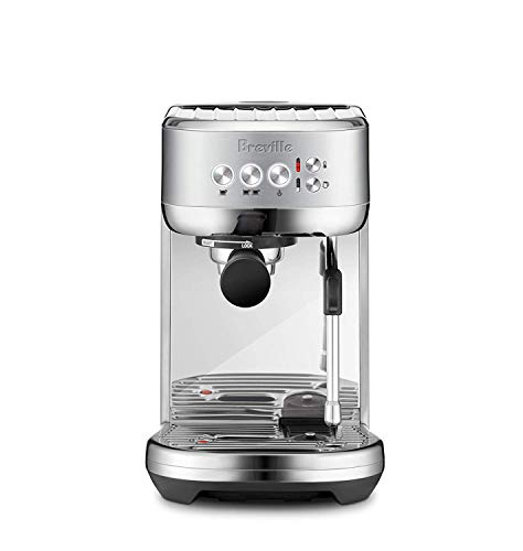 Find Cheap Breville BES500BSS Bambino Plus Espresso Machine, Brushed Stainless Steel