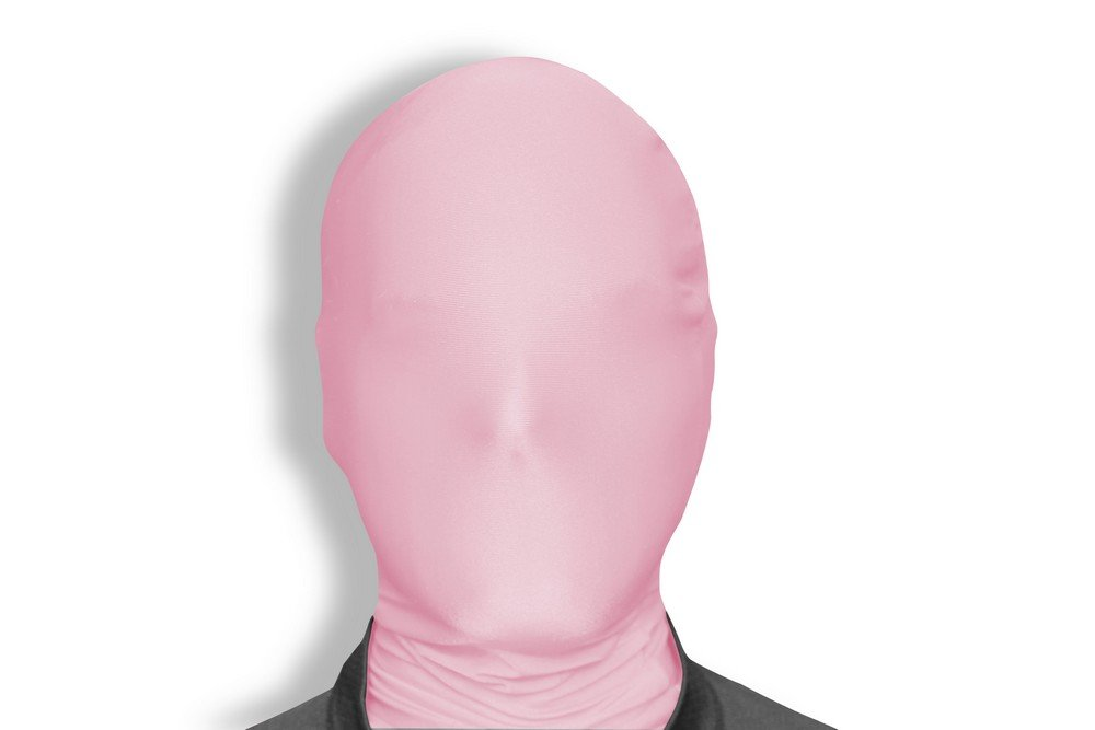 Morphsuit Masks Great For Halloween Costumes Parties And Events Morphsuits Morphmask Original Black One Size MMSBK