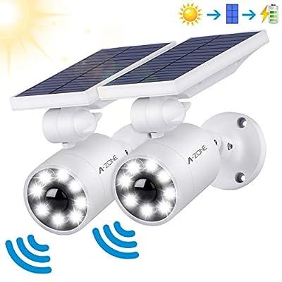 Double Solar Light Metal