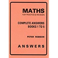 Maths for Practice and Revision: Complete Answers