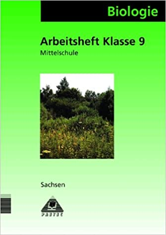 Book Arbeitsheft Biologie Klasse 9 Mittelschule Sachsen.