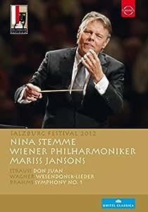 Salzburg Festival 2012: Strauss, Wagner, Brahms