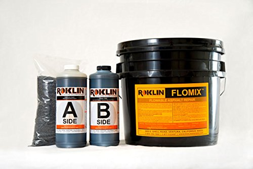 FloMix Asphalt Repair 5 Gallon Bucket