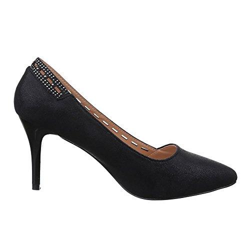 ccab70ce0167b9 CXQHeels QIN X Block der Frauen Schuhe Flache Mund Schuhe ...