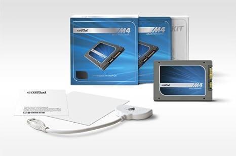 Crucial CT064M4SSD2CCA m4 SSD 64GB Disco Duro Interno (6,4 cm (2,5 ...