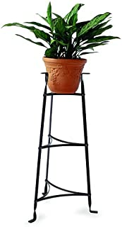product image for Enclume Premier 3-Tier Plant Stand, Pot Rack, Hammered Steel