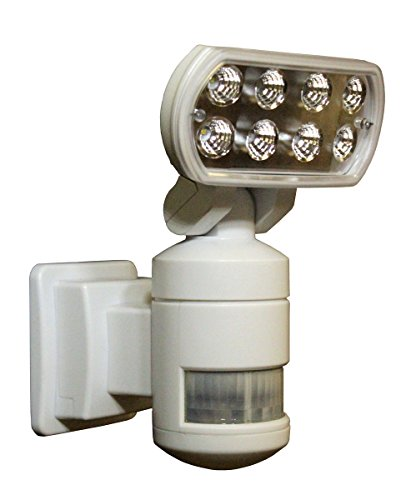 ightwatcher Security Motion Track Light, White (Pro Chimney System)