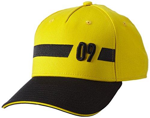 PUMA Cap BVB, Cyber/Yellow/Black, OSFA, 021033 01