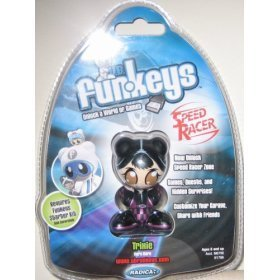 Trixie (Very Rare) - Speed Racer UB Funkeys [Toy] [Toy] [Toy] [Toy] [Toy] [Toy]
