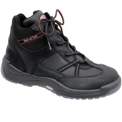 Sicherheitsschnürstiefel, ROGER black ESD S3 Typ 1, Grössen: 40 - 48, ELTEN : 48