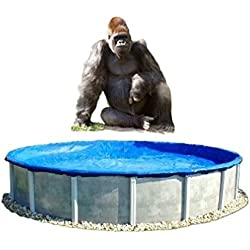 Economy - 24' Round Above Ground Pool Winter Cover - 24 ft Gorilla Pool Cover